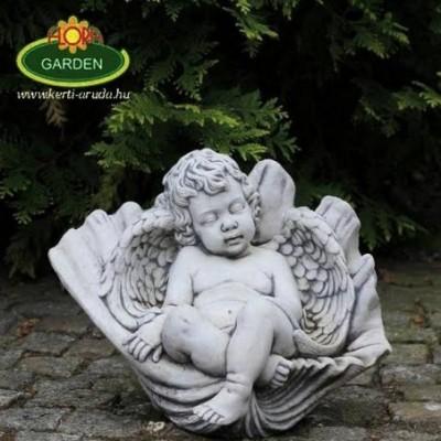 Kültéri angyal szobor...
