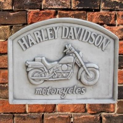 Harley Davidson dekoráció