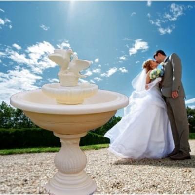 Szökőkút esküvőkre vagy...