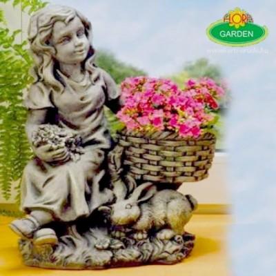 Húsvéti dekorációs szobor