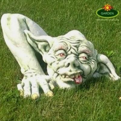 Troll szörny vicces kerti...