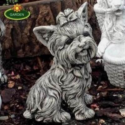 Eladó yorkshire kutya szobor