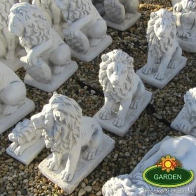Kő oroszlán szobor akciós
