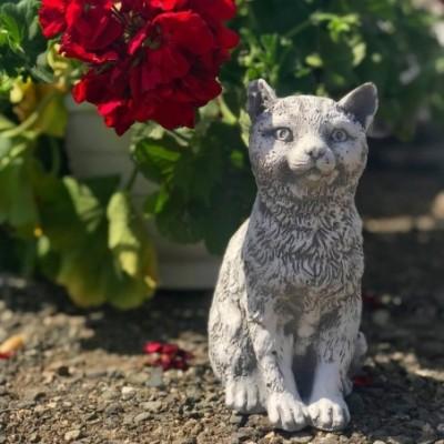 Cica szobor