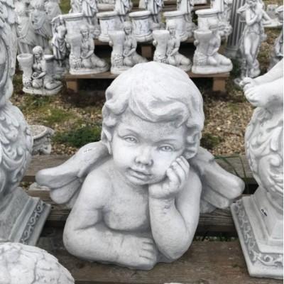 Angyal szobor gyártás