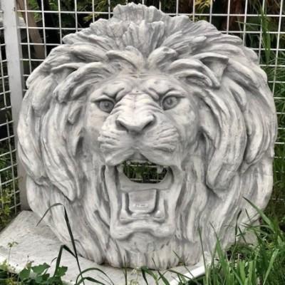 Fali vízköpő oroszlán