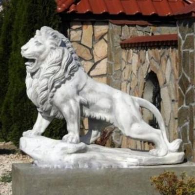 Nagy oroszlán szobor