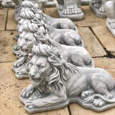 Egyedi dekoráció oroszlán