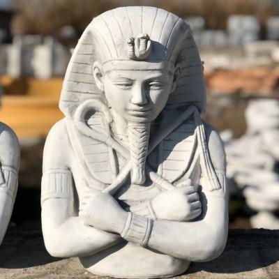 Egyiptomi Fáraó szobrok