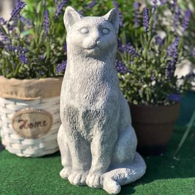 Egyiptomi macska szobor