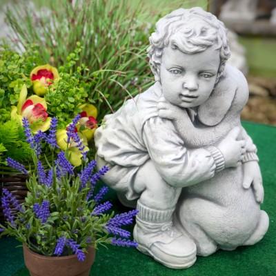 kerti szobrok