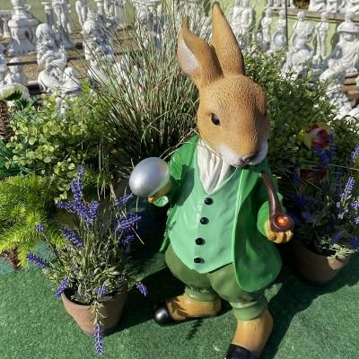 Húsvéti dekoráció nyúl