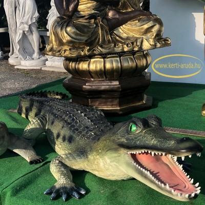 Krokodil dekoráció 2m