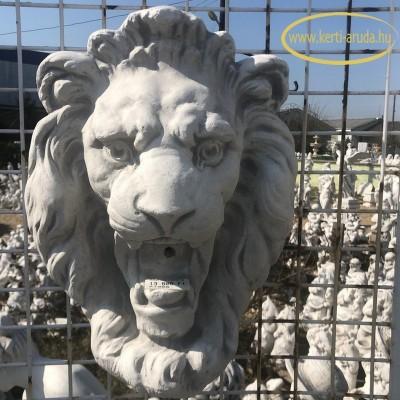 Vízköpő eladó oroszlán fej