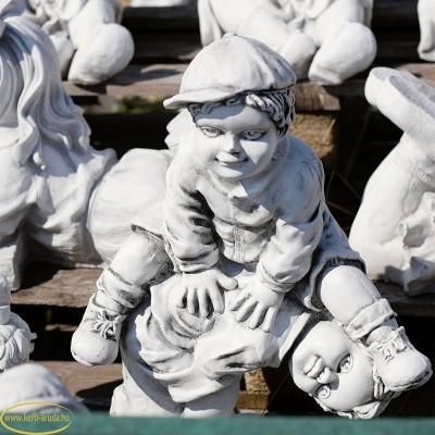 Kerti szobrok akció gyerekek nagy