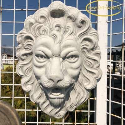 Kültéri fali dekoráció oroszlán fej