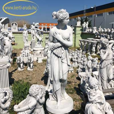 Vénusz szobor lepellel