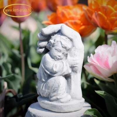 kéz szobor