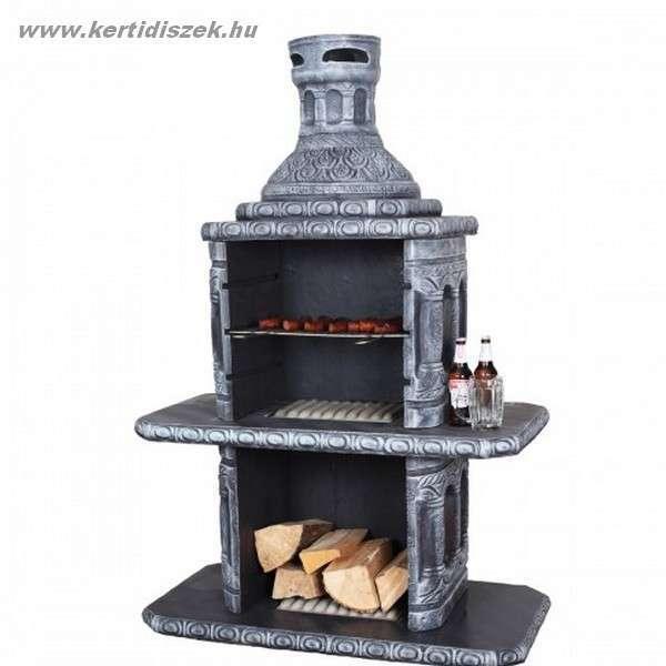 Kerti kő grill eladó