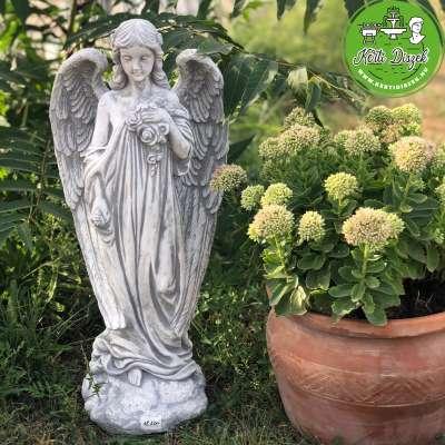 Új angyal szobor