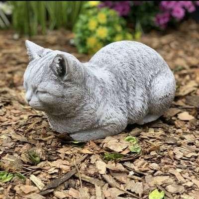 Macska szobor
